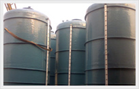 acid storage tanks image